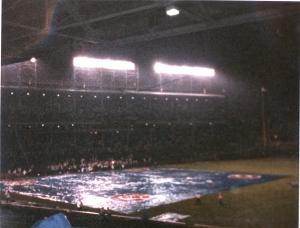 Opening Night 8-8-88 rain