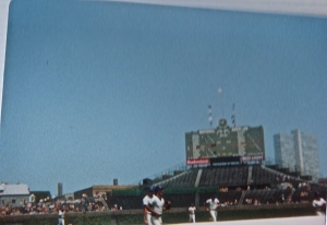 Wrigley in the '80's